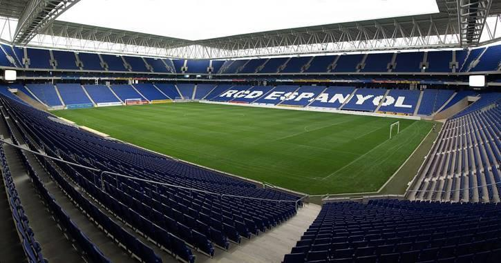 Sistema de control LED del estadio de fútbol RCD Espanyol