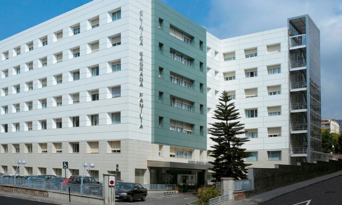 Remodelación hospital de Sagrada Família Barcelona