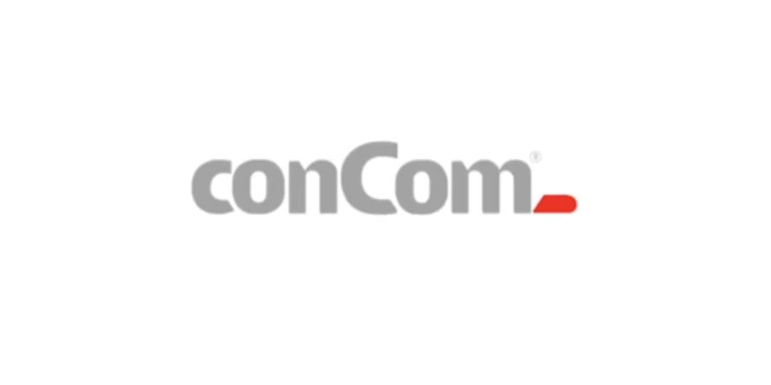 Nuevo rediseño del logotipo de concom