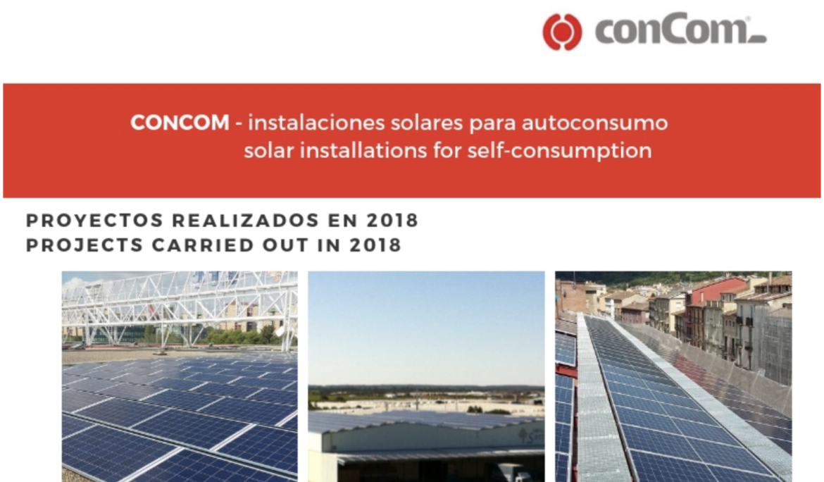 Solar installations for self-consumption